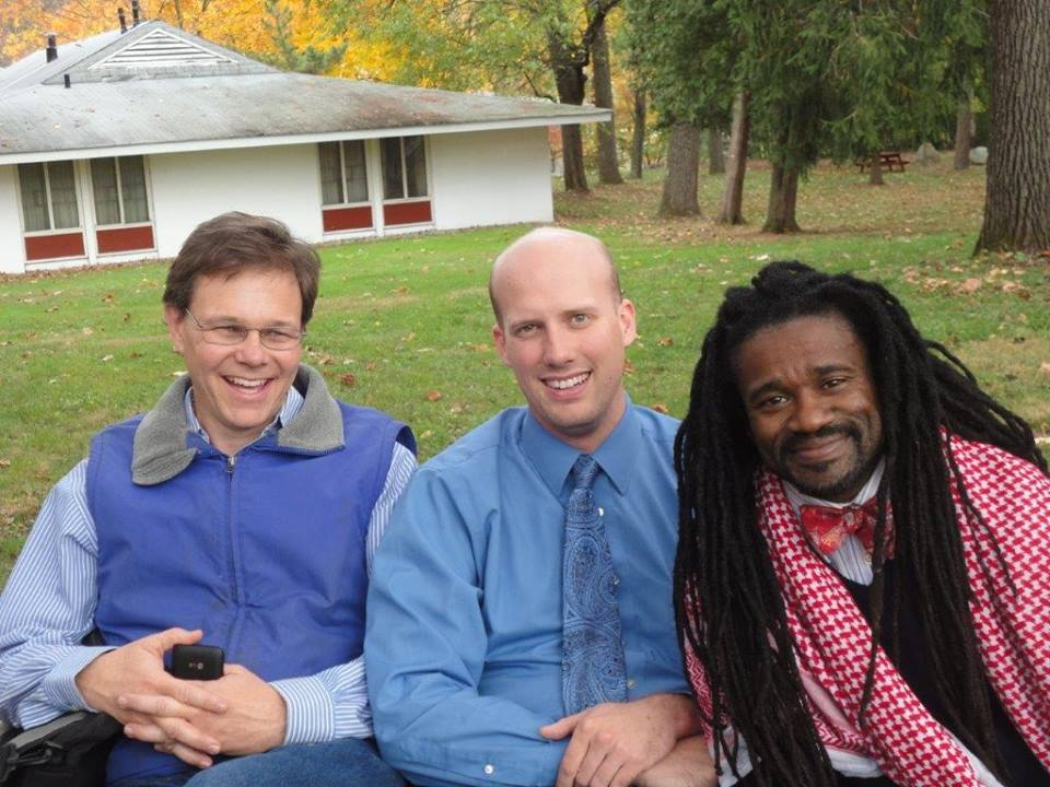 Rick, Matt, and Sekou